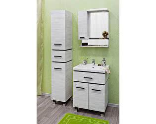 Купить готовую ванную комнату Sanflor Техас 60 венге, северное дерево светлое