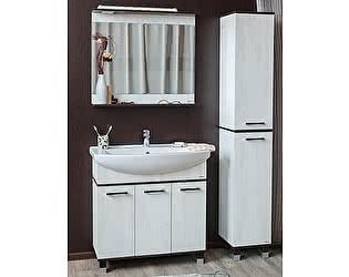 Купить готовую ванную комнату Sanflor Толедо 85 венге, северное дерево светлое