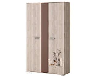 Шкаф 2-х дверный Бруклин
