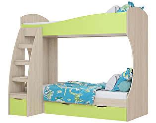 Кровать 2-х ярусная Лукас