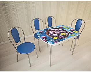 Купить обеденной группой Шагус ТД Виолетта Слива