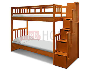 Кровать Шале Артек двухъярусная