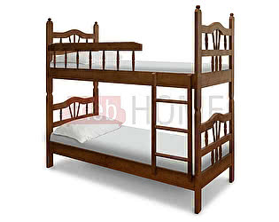Кровать Шале Луч 2 двухъярусная