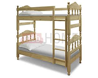 Кровать Шале Нуф нуф двухъярусная