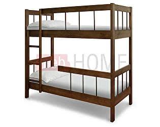 Кровать Шале Оля 2 двухъярусная