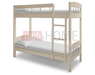 Кровать Шале Скаут 1 двухъярусная