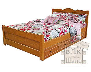 Кровать Шале Дубрава