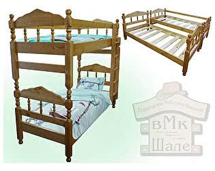 Кровать Шале Ниф ниф