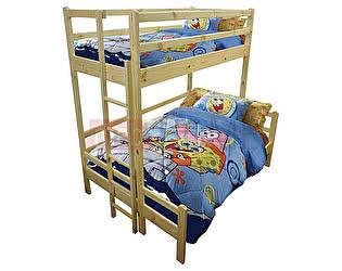Кровать Шале Орленок (спальное место нижнего яруса 140)