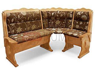 Угловой диван Шерлок Шале с обивкой (1100 мм) правый