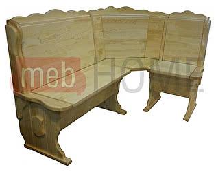 Угловой диван Шерлок Шале без обивки (1100 мм) правый