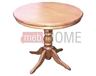 Обеденный раздвижной стол Майкрофт Шале, круглый