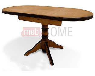 Купить стол ВМК-Шале Стэнфорд 1 обеденный раздвижной