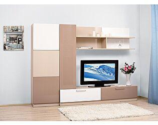 Шкаф комбинированный Сильва Карамель НМ 013.58