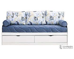 Кровать Сильва Прованс (80) НМ 008.63-01