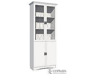 Купить шкаф Сильва Прованс комбинированный НМ 009.23