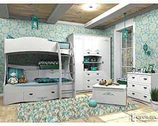 Мебель для детской Сильва Прованс 3