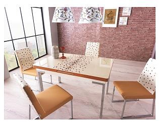Стол AlwaysSTAR M21 cream