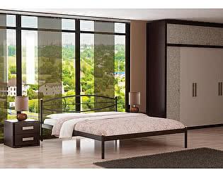 Кровать Стиллмет Аура (основание металл)