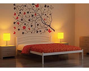 Кровать Стиллмет Эко плюс (основание металл)