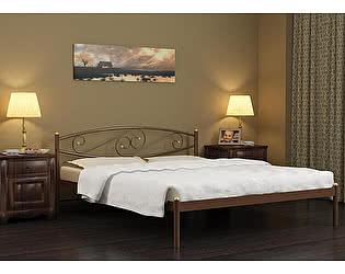Кровать Стиллмет Волна (основание металл)