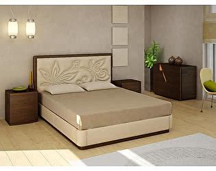 Кровать Торис Атриа Е4 (Эсти) экокожа