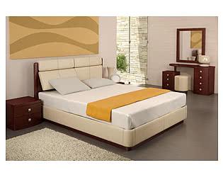 Кровать Торис Атриа S1 (Сонеро) экокожа