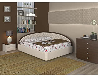 Кровать Торис Атриа S3 (Тинто)