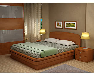 Кровать Торис Эва D7 (Стати)