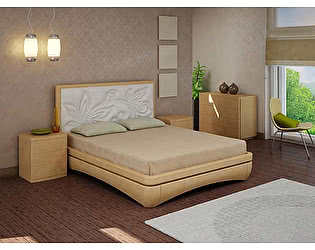 Кровать Торис Иона Е4 (Эсти) экокожа