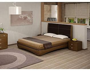 Кровать Торис Иона L1 (Лило) кожа