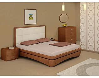 Кровать Торис Иона L2 (Виваре) кожа