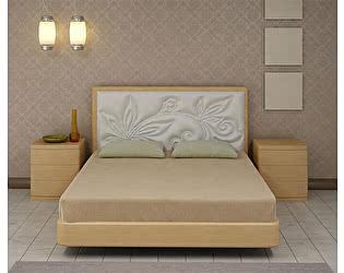 Кровать Торис Мати Е4 (Эсти) экокожа