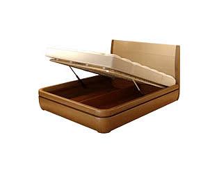 Ящик бельевой с механизмом подъема Торис (бук)