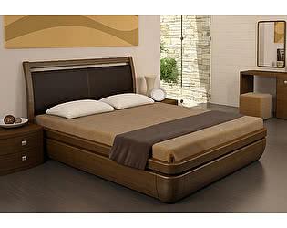 Кровать Торис Тау 1 E11 (Стино) экокожа