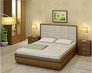 Кровать Торис Тау 1 E2 (Виваре) экокожа