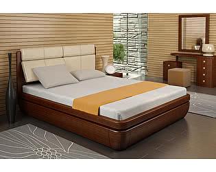 Кровать Торис Тау 1 R1 (Сонеро) кожа