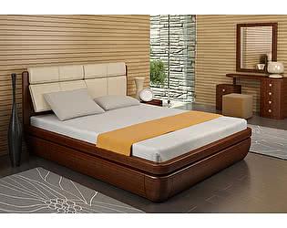 Кровать Торис Тау 2 S1 (Сонеро) экокожа