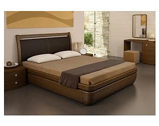 Кровать Торис Тау-классик E11 (Стино) экокожа