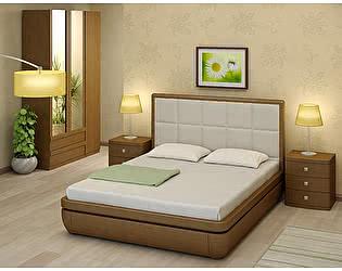 Кровать Торис Тау-классик E2 (Виваре) экокожа