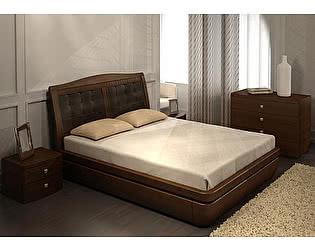 Кровать Торис Тау-классик R2 (Палау) кожа