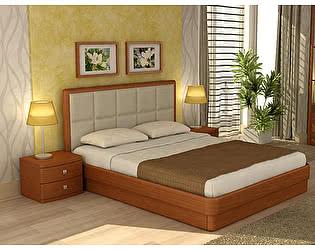 Кровать Торис Юма L2 (Виваре) кожа