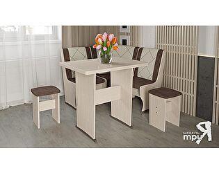 Кухонный уголок ТриЯ Челси-мини Т2 со столом