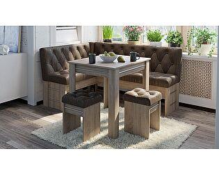 Кухонный уголок ТриЯ Парма со столом