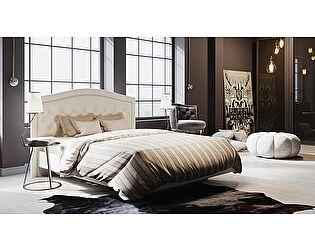 Кровать с мягким изголовьем Адель СМ-300.01.11(1)