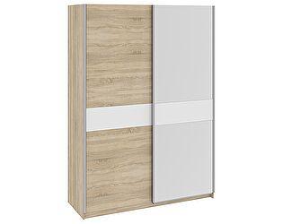 Шкаф-купе для одежды ТриЯ Ларго СМ-181.09.002 с 1-й глухой и 1-й зеркальной дверью