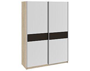 Шкаф-купе для одежды ТриЯ Ларго СМ-181.09.003 с 2-мя зеркальными дверями