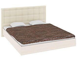 Кровать ТриЯ Токио СМ-131.01.002-М с мягким изголовьем