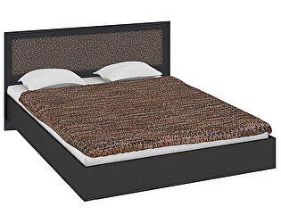 Двуспальная кровать ТриЯ Сакура СМ-183.02.001-М