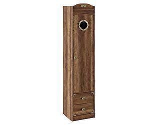 Шкаф комбинированный  для белья с иллюминатором ТриЯ Навигатор, СМ-250.07.21